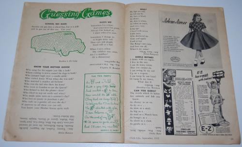 Child life mag september 1952 8
