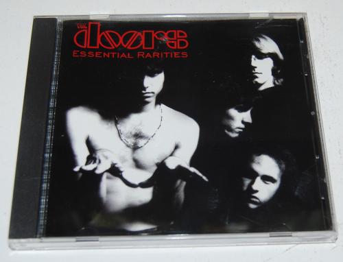 The doors essential rarities cd