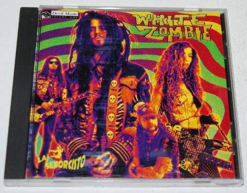 White zombie cd