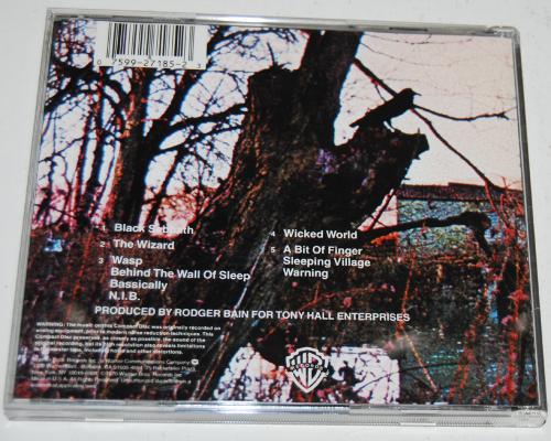 Black sabbath cds x