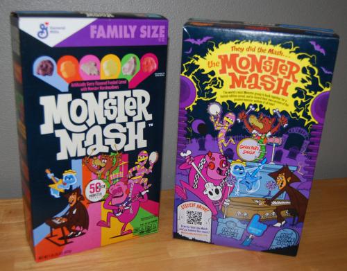Monster mash cereal gm