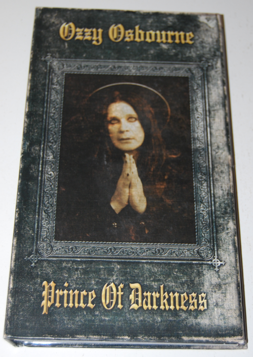 Ozzy cd prince of darkness