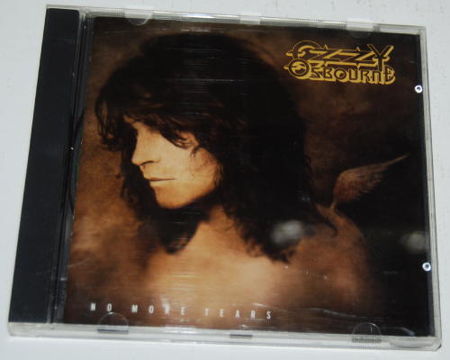 Ozzy cds 1