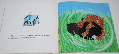 Halloween kitten book 5