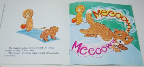 Halloween kitten book 6