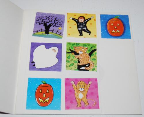 Halloween kitten book 1