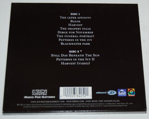 Opeth cds x