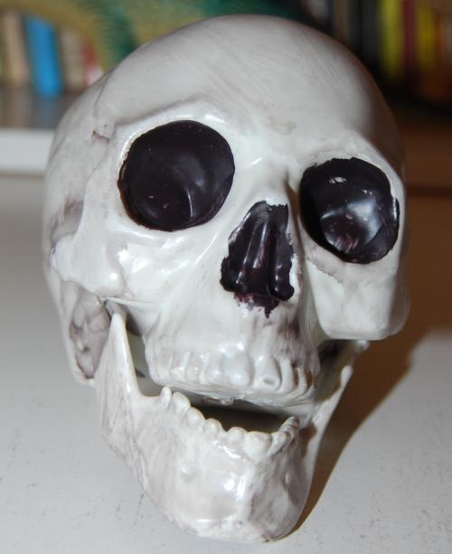 Halloween michaels skull 2021