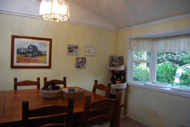 the diningroom