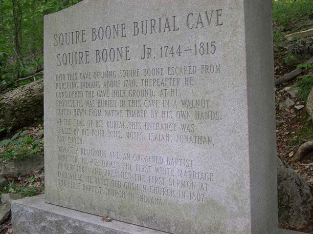 burial cave