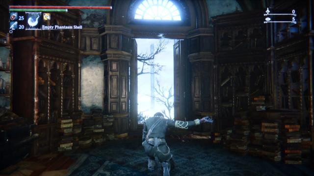 bloodborne new game+