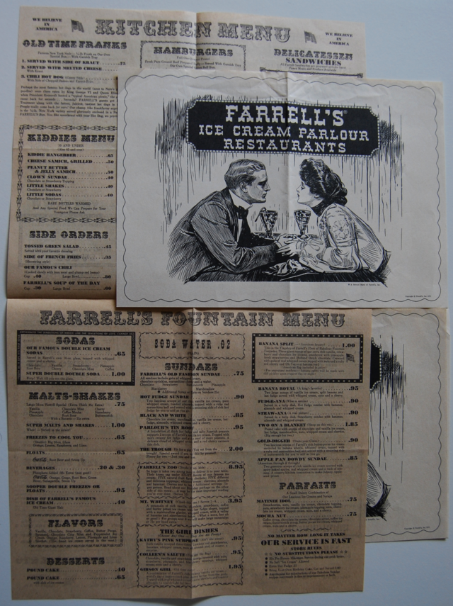 farrell's ice-cream parlor