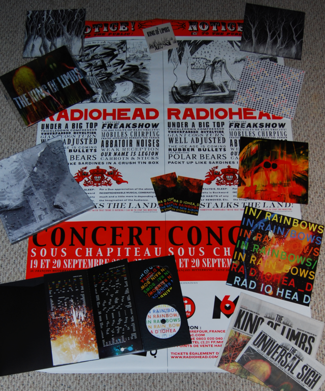 & more radiohead..