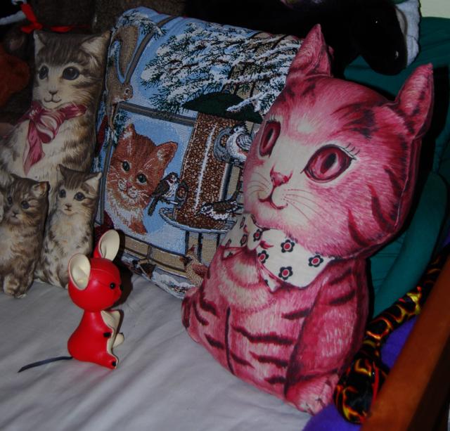 the kitties