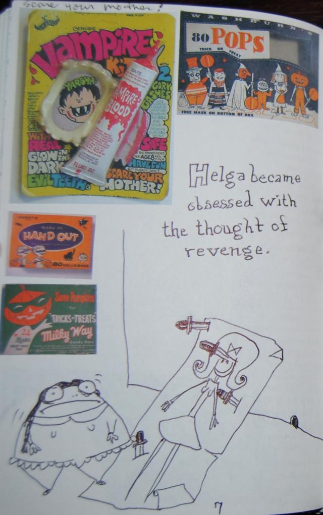 helga's revenge