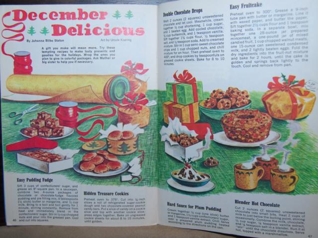december delicious