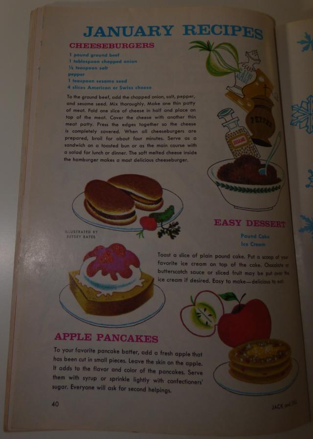 january recipes