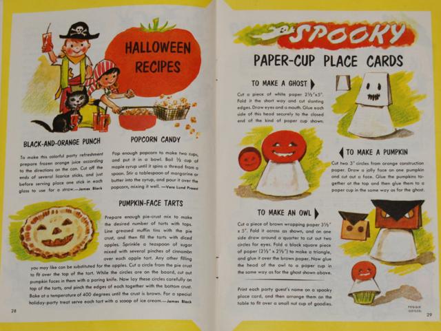 halloween recipes